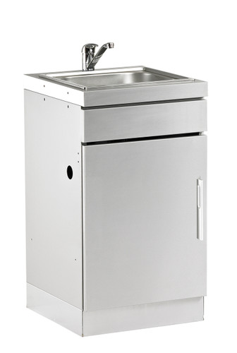 Beefeater Discovery 1100S Outdoor Kitchen Sink Unit (77010)