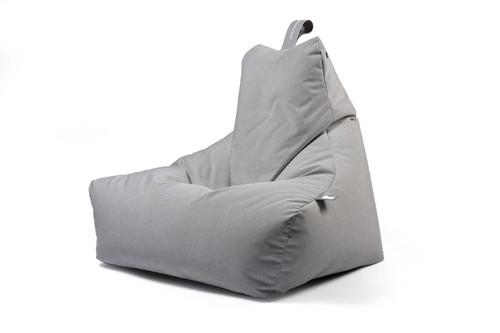 Mighty B-Bag Outdoor Beanbag Pastel Grey