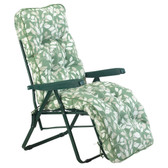 Glendale Deluxe Garden Relaxer Chair Cotswold Leaf (GL0128)