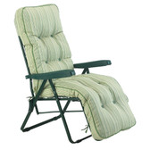 Deluxe Garden Relaxer Chair Cotswold Stripe (GL0132)