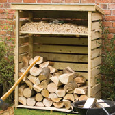 Rowlinson Small Log Store (LOGSML1)