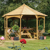 Buckingham Gazebo (GAZBUCK)