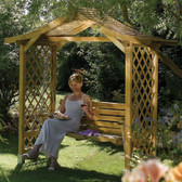 Dartmouth Arbour Swing Seat (PERTDART)