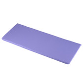 Glendale Two Seater Bench Cushion Lilac (GL1082)