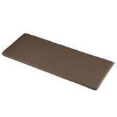 Glendale Two Seater Bench Cushion Chocolate (GL1083)