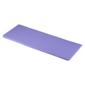 Glendale Three Seater Bench Cushion Lilac (GL1090)
