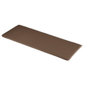 Glendale Three Seater Bench Cushion Chocolate (GL1091)