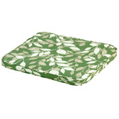 Glendale Carver Chair Cushion Cotswold Leaf (GL0057)