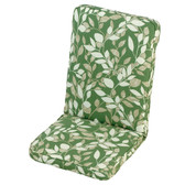 Glendale Low Back Chair Cushion Cotswold Leaf (GL0061)