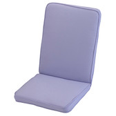 Glendale Low Back Chair Cushion Purple Heather (GL1283)
