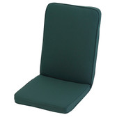 Glendale Low Back Chair Cushion Forest Green (GL1286)