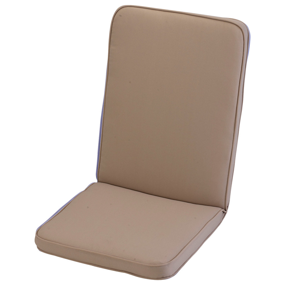Glendale Low Back Chair Cushion Stone