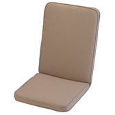 Glendale Low Back Chair Cushion Stone (GL1287)