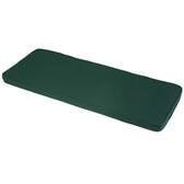 Glendale Two Seat Bench Cushion Forest Green (GL1304)