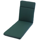 Glendale Sun Lounger Cushion Forest Green (GL1298)