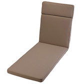 Glendale Sun Lounger Cushion Stone (GL1299)