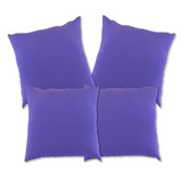 "Glendale Scatter Cushion 18"" x 18"" Lilac Set 4 (GL1357)"