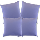 "Glendale Scatter Cushion 18"" x 18"" Purple Heather Set 4 (GL1236)"