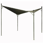 Glendale Twin Sail Gazebo 3x3M Grey (GL1651)