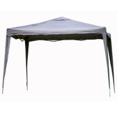 Glendale Easy Up Gazebo 3x3M Grey (GL1595)