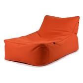 B Bed Outdoor Beanbag Orange (EL0279)