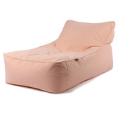B Bed Outdoor Beanbag Pastel Orange (EL0283)