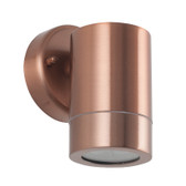 Copper Metal Outdoor Fixed Spot Wall Light (40-022)