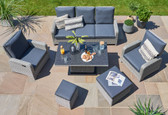 LIFE Hawaii Lounge Sofa Set
