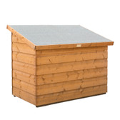 Rowlinson Shiplap Compact Patio Chest