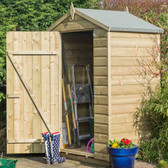 Rowlinson Oxford Shed 4x3 (SHAP4X3PT)