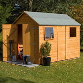 Rowlinson Premier Timber Shed 10x6 (SHAP10X62P)