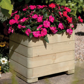 Marberry Square Garden Planter (PLLY50)