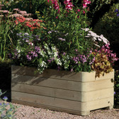 Marberry Rectangular Garden Planter (PLLY100)