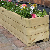 Marberry Patio Planter - Pressure Treated Timber
