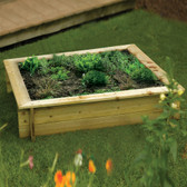 Rowlinson Raised Bed Sandpit (SANDS12)