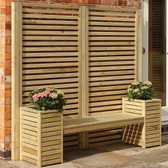Garden Creations Bench Set (GCSEAT)
