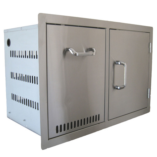 Beefeater Signature Outdoor Kitchen Gas Tank Drawer & Door Unit (24240)