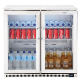 Beefeater Outdoor Kitchen Double Door Tropical Fridge (28200)