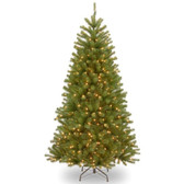 8FT North Valley Spruce LED Artificial Christmas Tree 2.4M