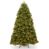 7FT Feel Real Newberry Spruce LED Artificial Tree 2.1M (PEND2-300LB-70)
