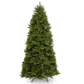 6FT Feel Real Newbury Spruce Slim Artificial Tree 1.8M (PEND2-502-60)