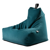 Mighty B Brushed Suede Beanbag Teal