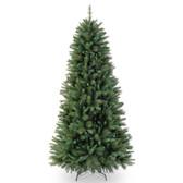 7.5FT Rockland Pine Slim Artificial Tree 2.25M (NRRSL1-75)