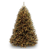 6.5FT Rockland Pine LED Artificial Tree 1.95M (RR4-311LB-65)