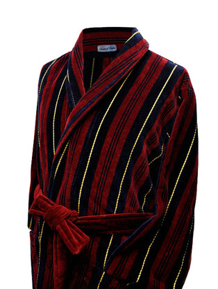 Marchand bathrobe by Bown of London