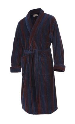 Arbroath bathrobe by Bown of London
