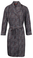 Paisley dressing gown by Somax