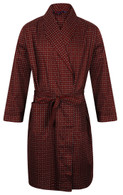 Wine diamond Somax dressing gown