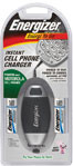 Energizer Energi to Go Instant Cell Phone Charger plus 2 Lithium AA Batteries and 3 Motorola Connectors