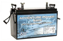 Sealed Lead Acid Battery UB121100 Group 30H 110Ah 12v Marine Combo Post